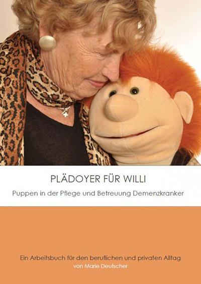 Buch: Plädoyer für Willi
