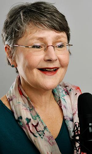 Marie Deutscher singt